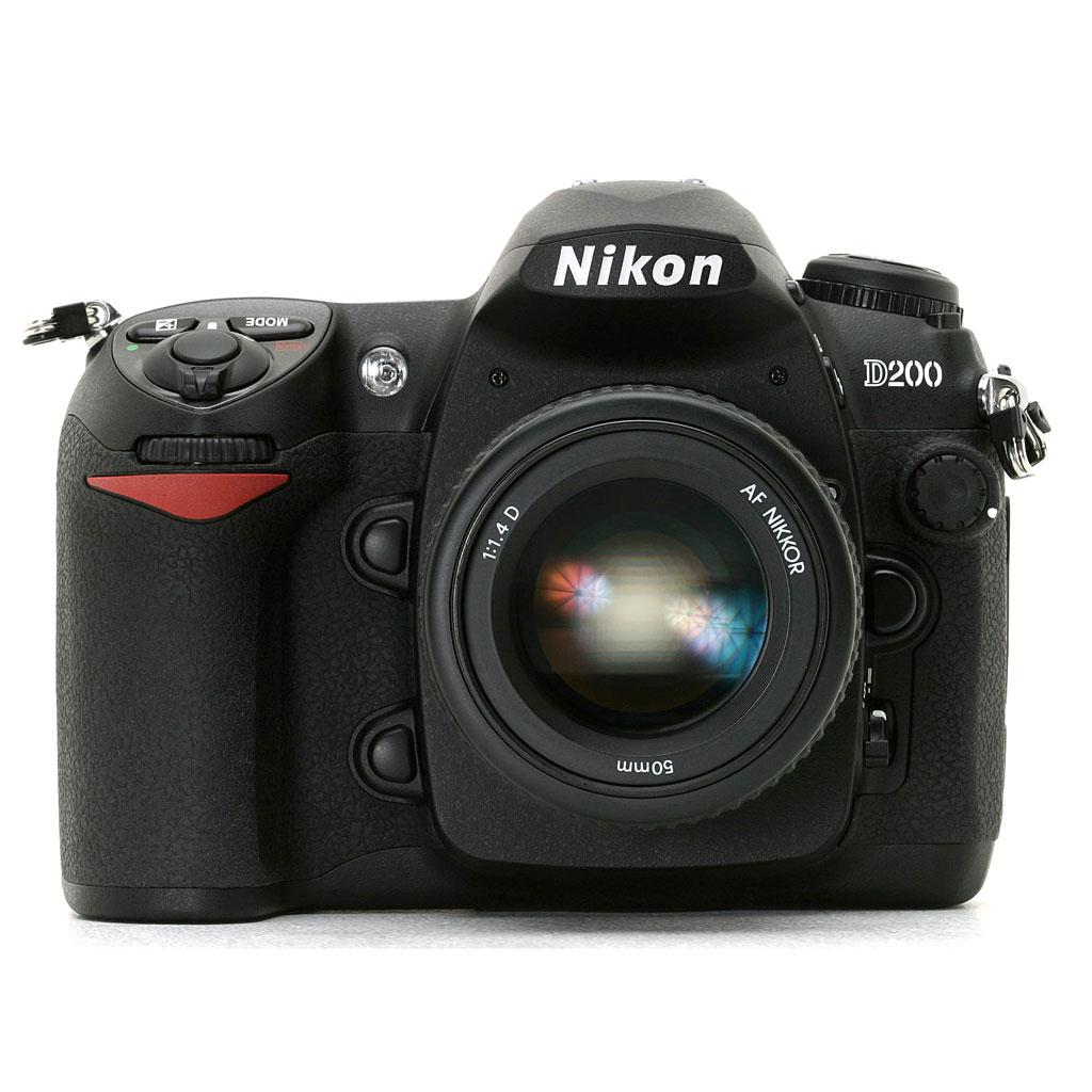 Nikon D200 with Nikkor 50mm f1.4