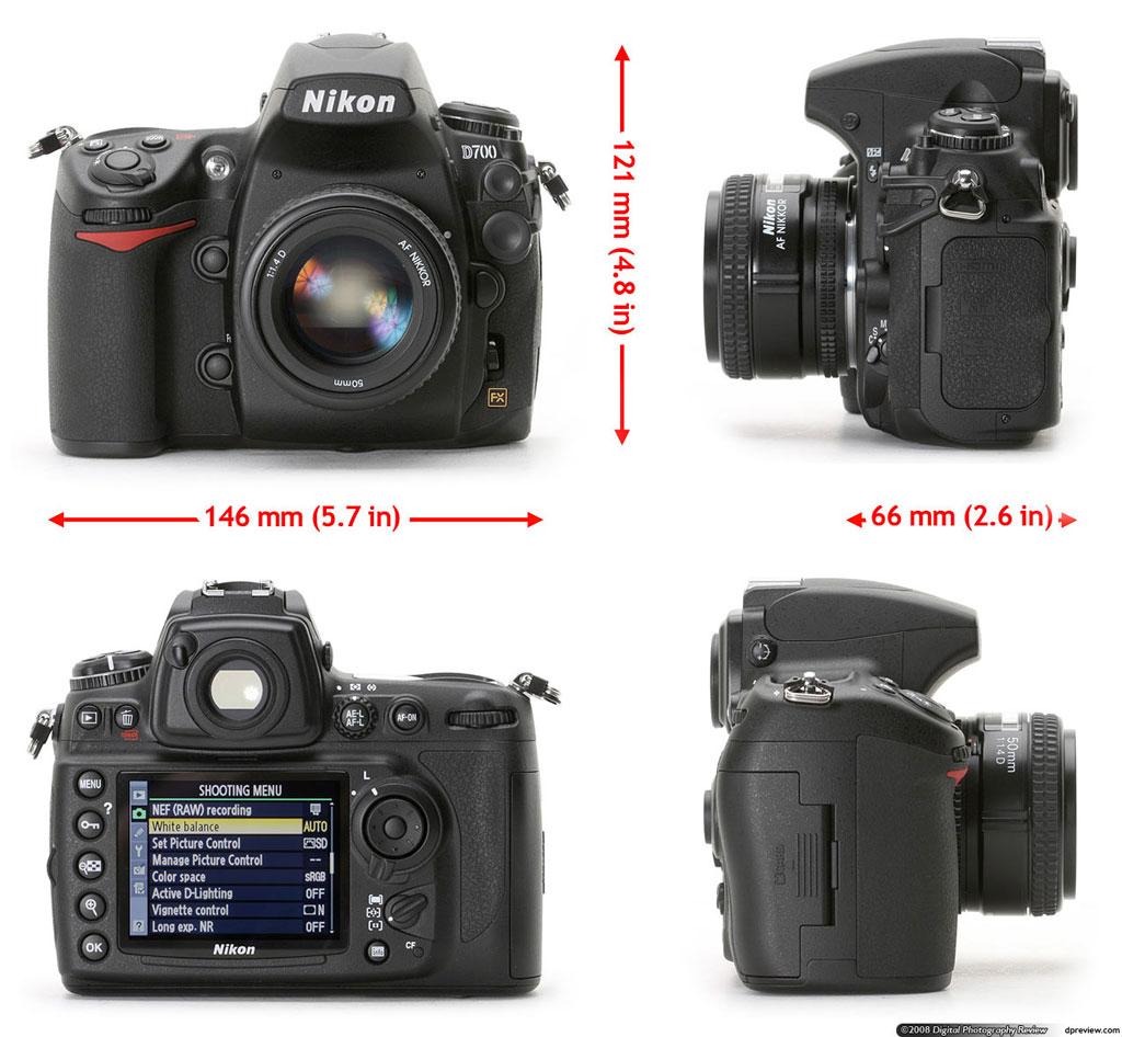 Nikon-D700-all-round-view